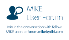 MIKE User Forum