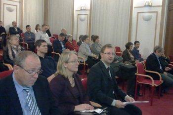 Climate seminar in Hungary