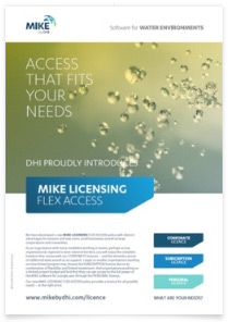 MIKE LICENSING FLEX ACCESS